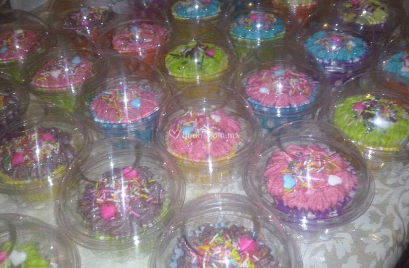 Cupcakes individuales