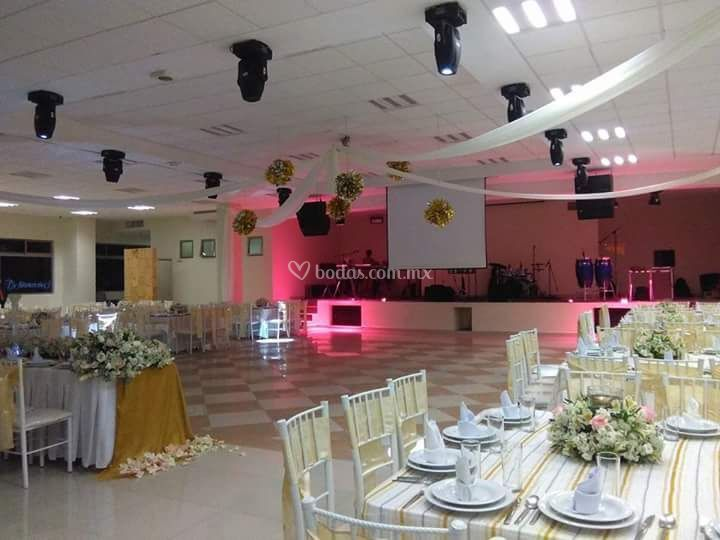 Eventos Gusteau's