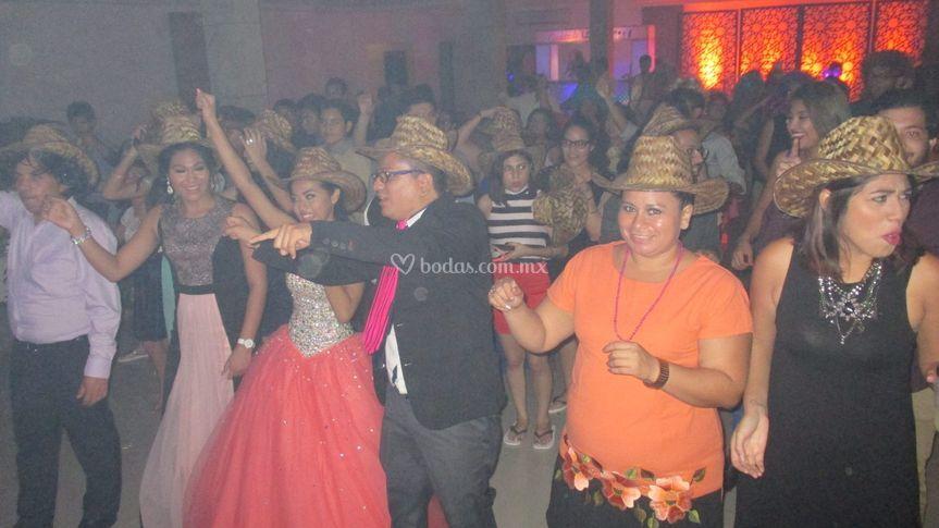 Sombreros fiesta