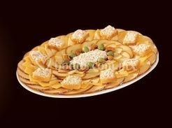 Charola de quesos