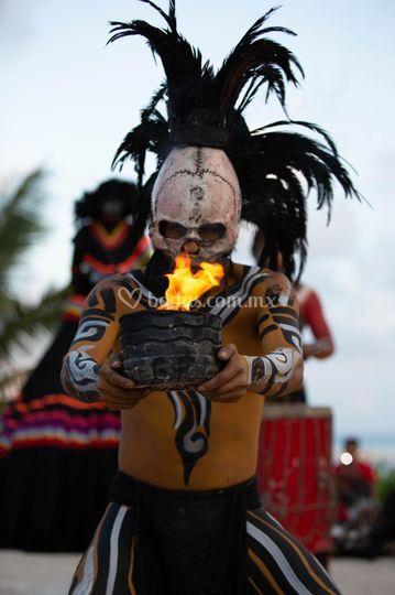 Kiin-wac bodas mayas