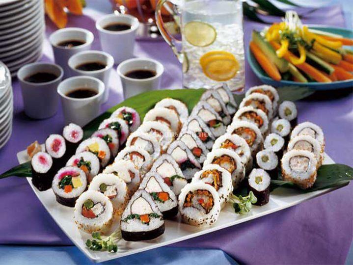 Barra de sushi