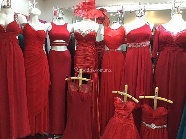 Venta de vestidos para fiestas en puebla