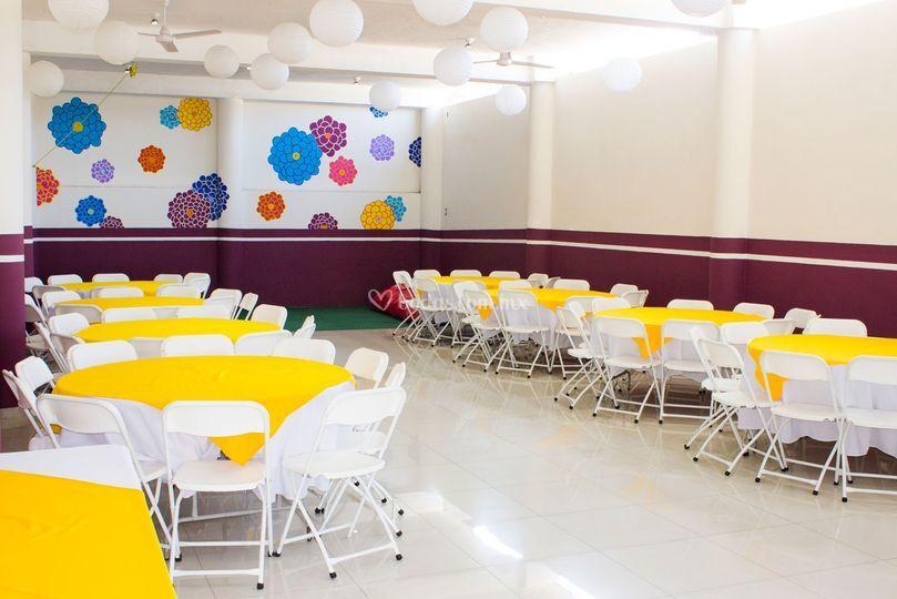 Área de salón