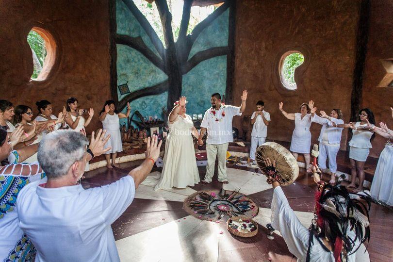 Ceremonia colectiva