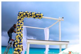 Decoración Floral Cancún