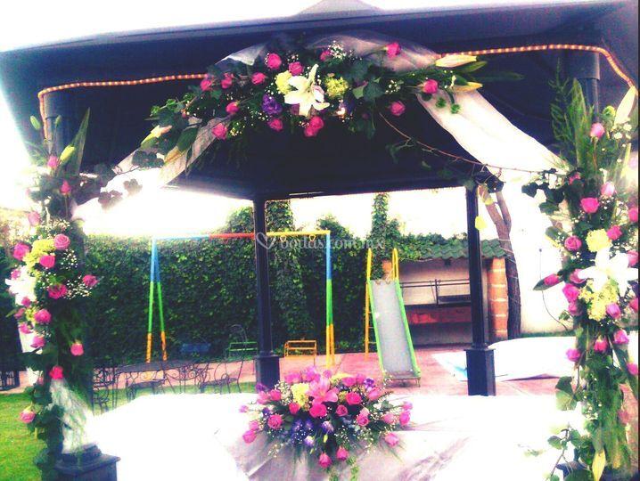 kiosko para bodas de quinta robertos | foto 4