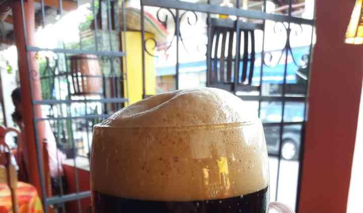 Cerveza estilo oat stout