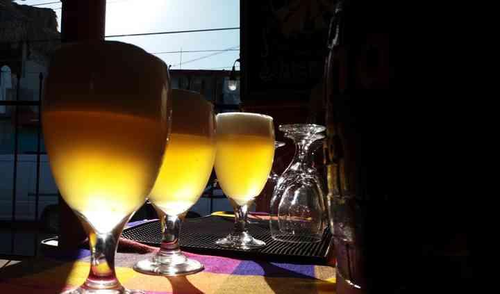 Cerveza estilo blonde ale