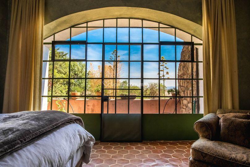 Vista Balcón habitación