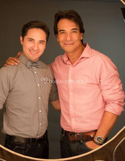 Roberto y Cox