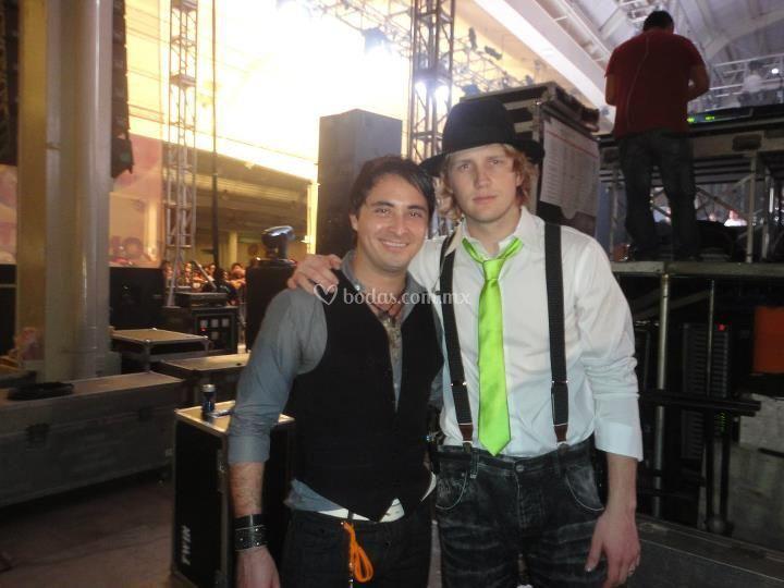 Roberto y Alexander Acha