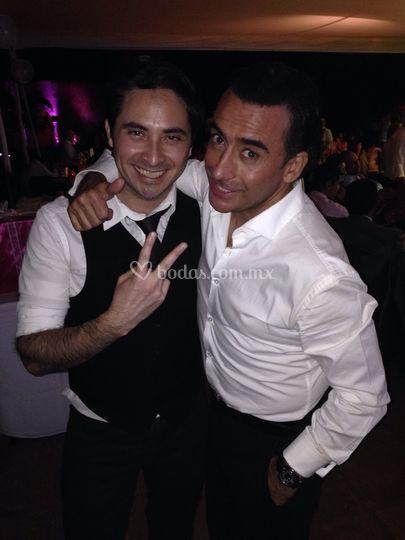 Roberto y Adal