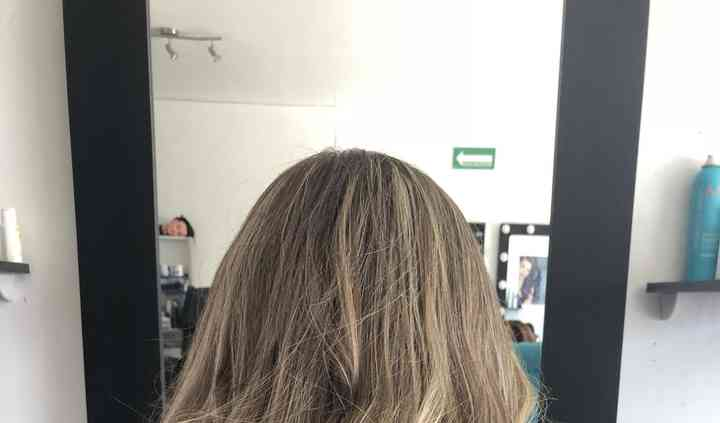 Peinado damas