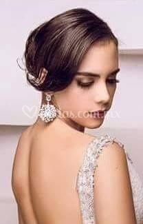 1abb8100a56b Accesorios para novias de Grace C De Mode