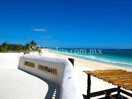 Playa Azul view