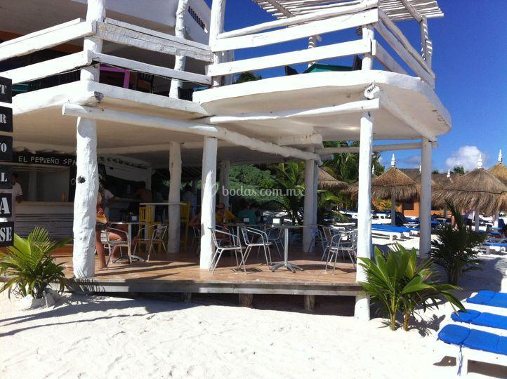 Playa Azul restaurant
