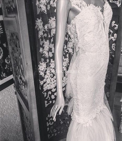 Vestidos de novia