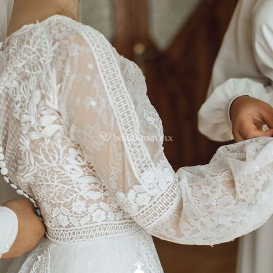 Dresspa - Limpieza de vestidos