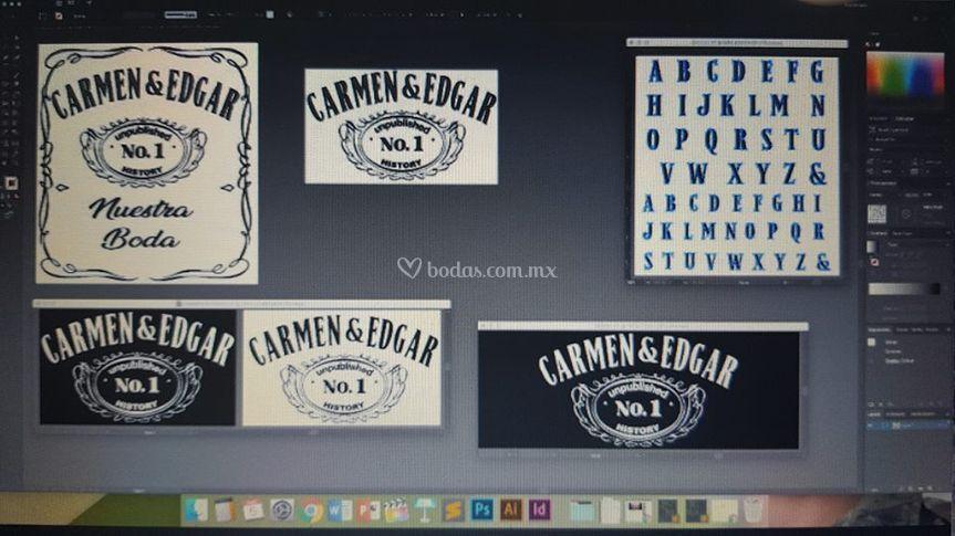 Diseño de tipografía