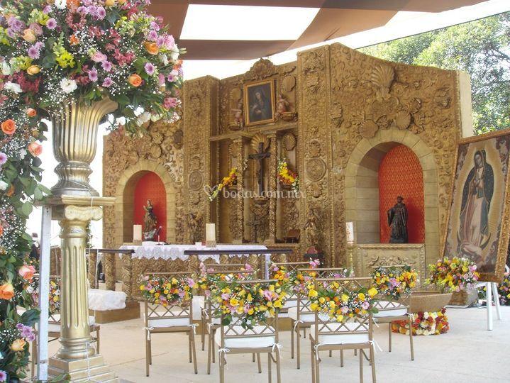 Altar barroco