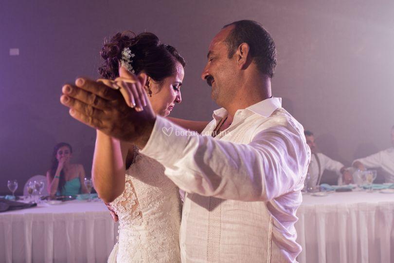 Baile con Papá
