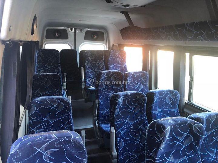 Sprinter 20 pasajeros