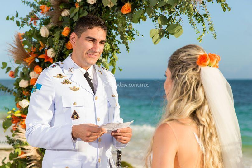 Alessandra & Douglas