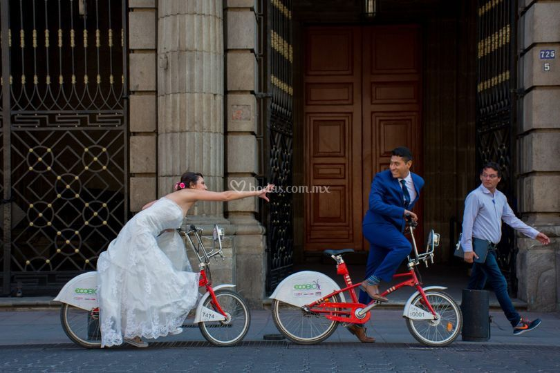 Trash the dress CDMX