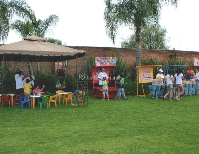 Salón y Jardín Soleil