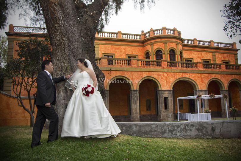 Ex-Hacienda San Pablo de Enmedio