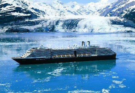 Crucero en el Antártida