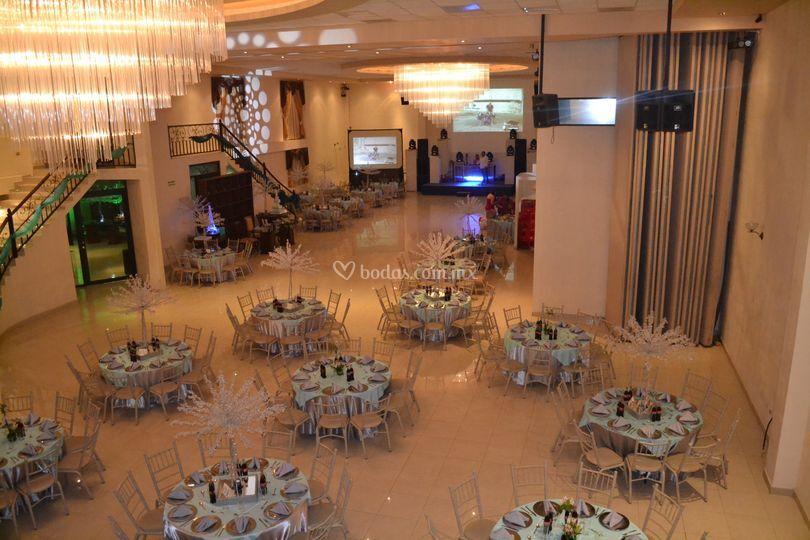 Salón completo Arad-Aned