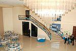 Amplios salones de Villa Mont Eventos