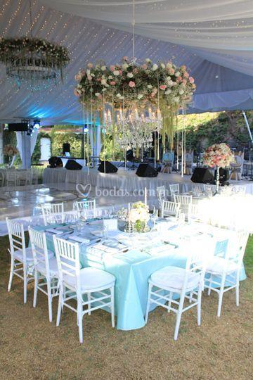 Producción para boda