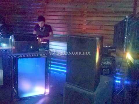 Iluminación DJ