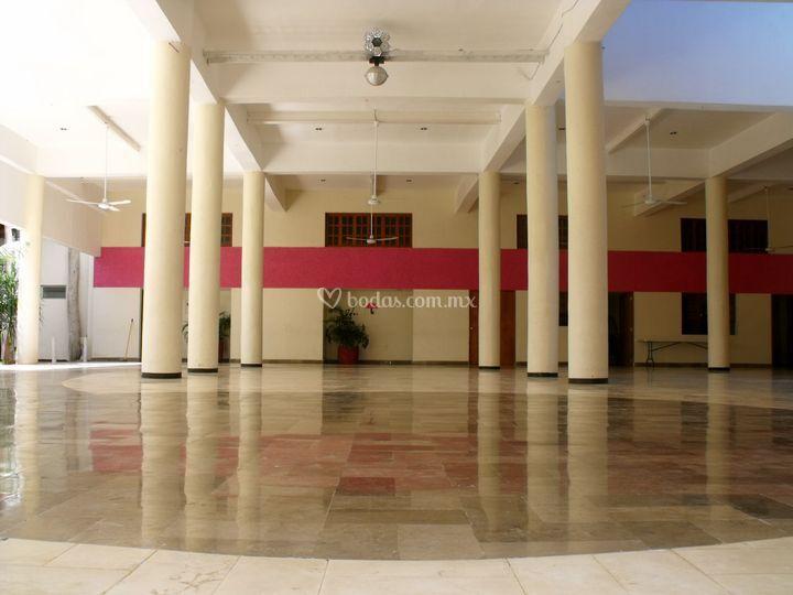 Salón principal