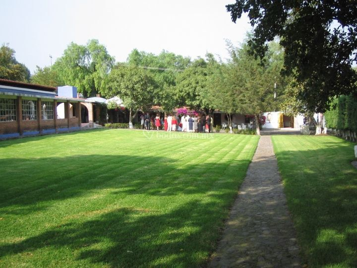 Jardín La Huerta