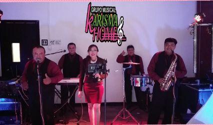 Grupo Musical Karisma Home