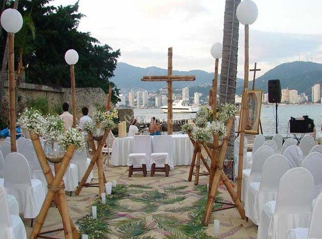 Celebración de ceremonias