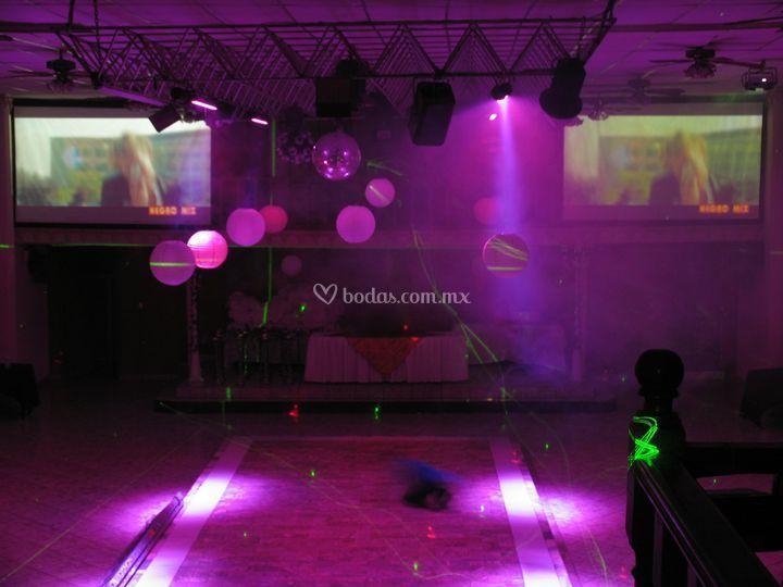 Iluminaci n led de sal n magno foto 30 for Iluminacion led salon
