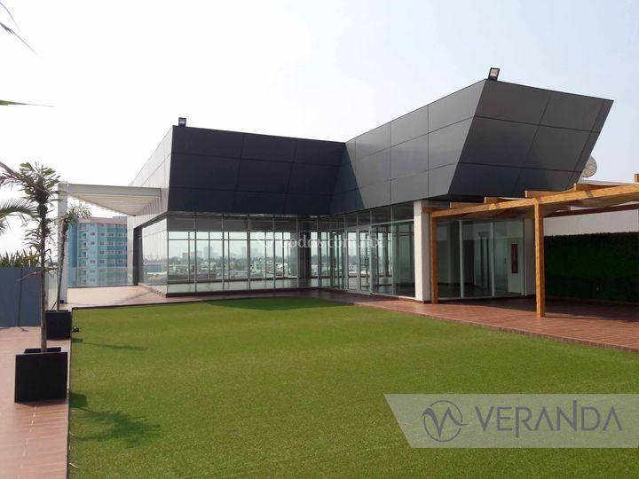 Sal n veranda for Salon veranda