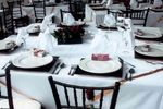 Decoraci�n de las mesas de Banquetes  Tejalpa