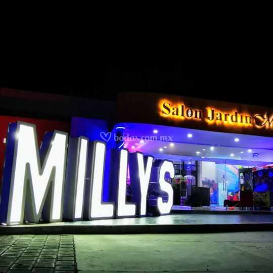 Salón Jardín Milly's