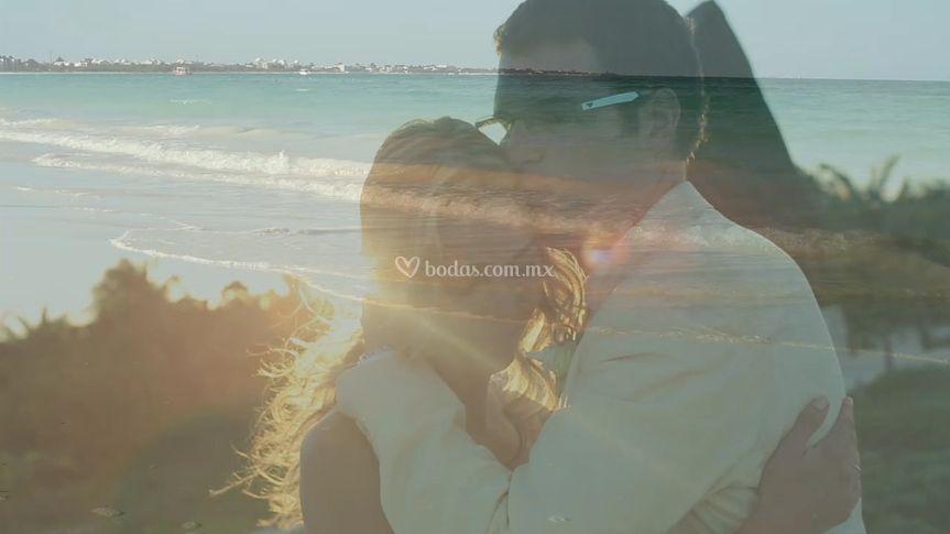 Adriana & Jon