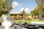 Vista a los jardines de Quinta San Javier