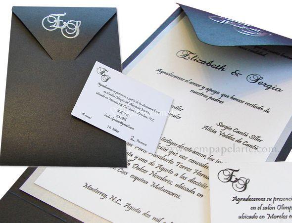 invitaciones boda 20 centimos empapelarte empapelarte