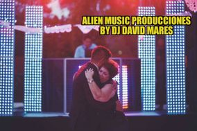 Alien Music - DJ David Mares