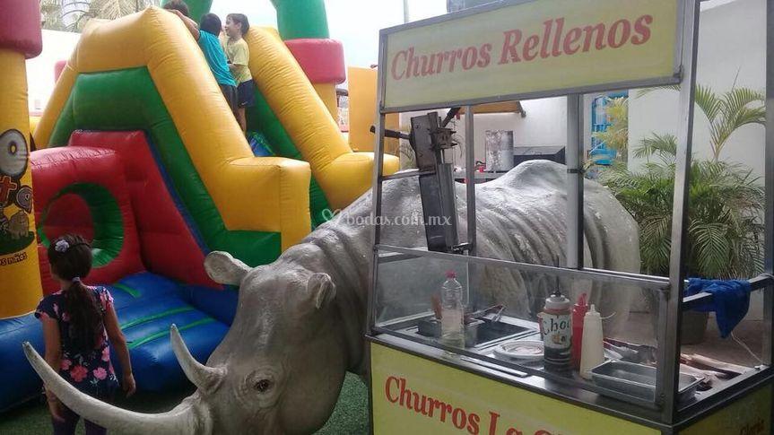Churros Pepo