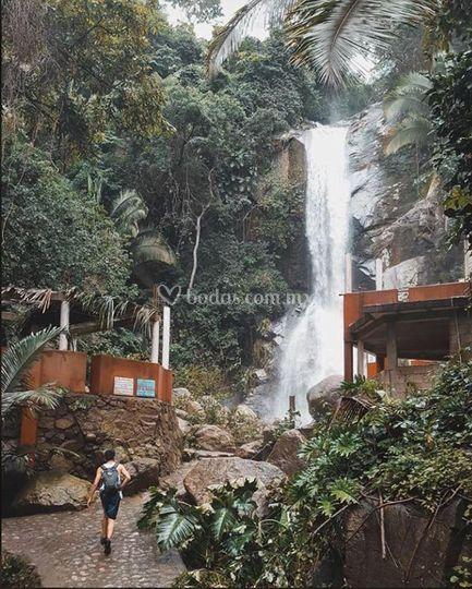 Cascadas de Huatulco
